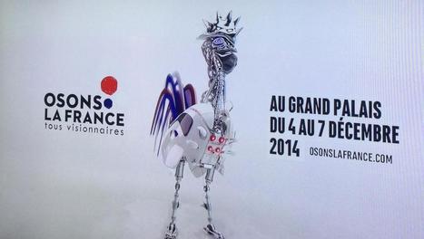 «Osons la France»: mettre l'innovation au goût du jour - Economie - RFI | Press Review | Scoop.it