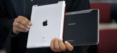 iPhone 4S : La bataille continue entre Samsung et Apple - France Soir | Les trouvailles de Maousse.fr | Scoop.it