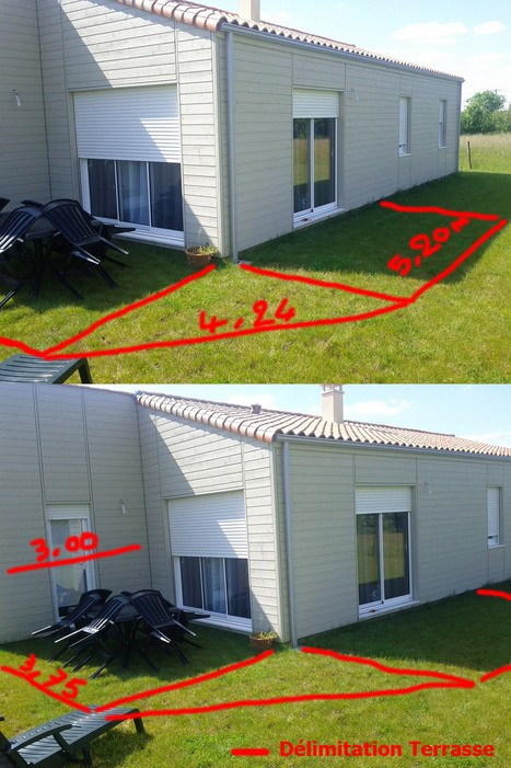 Quel support choisir pour lambourdes terrasse - ForumConstruire.com | terrasse en bois | Scoop.it