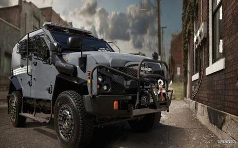 Oshkosh Tactical Protector Car | HD Wallpapers | Scoop.it