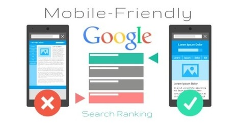 Google's Mobile-Friendly Algorithm Boost Has Rolled Out | Newpath WEB | Scoop.it