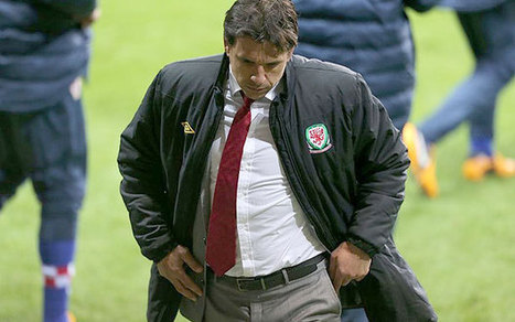 Wales manager Chris Coleman may consider a return to club management abroad after World Cup campaign - Telegraph | Sports Entrepreneurship - Poston4234463 | Scoop.it