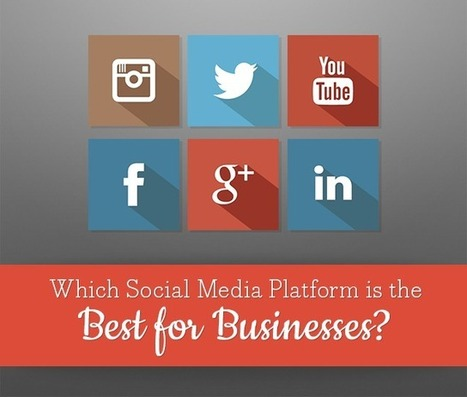 Which Social Media Platform is Best for Businesses? | MarketingHits | Scoop.it