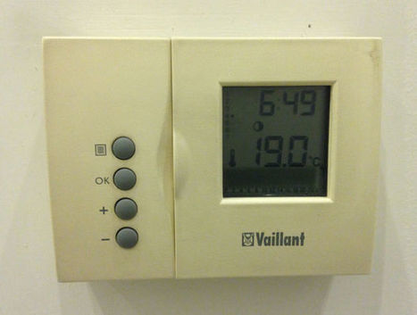 WEEKLIMATIC Arduino programmable thermostat | Arduino, Netduino, Rasperry Pi! | Scoop.it
