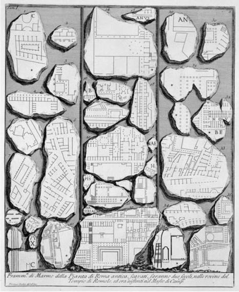 New Piece of a 2,200-Year-Old Roman Puzzle Emerges, Bringing Together Ancient Map of Rome | les actualités des Langues et Cultures de l'Antiquité | Scoop.it