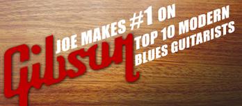 Top 10 Guitarists In The World | Joe Bonamassa | Scoop.it