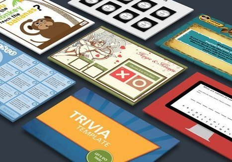 "12 Free E-Learning Games for Articulate Storyline - E-Learning Heroes | EDUCADOR: ""Out of the Box"" 