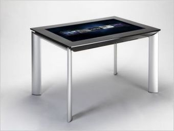 Une table futuriste | Technologie futuriste | Scoop.it