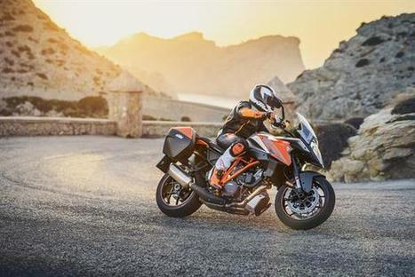 KTM 1290 Super Duke GT: Missile Launched | Motorcycle Industry News | Scoop.it