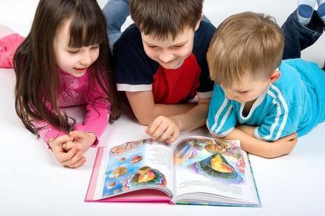 La literatura en Educación Infantil: Criterios para su selección en el aula | Literatura Infantil | Scoop.it
