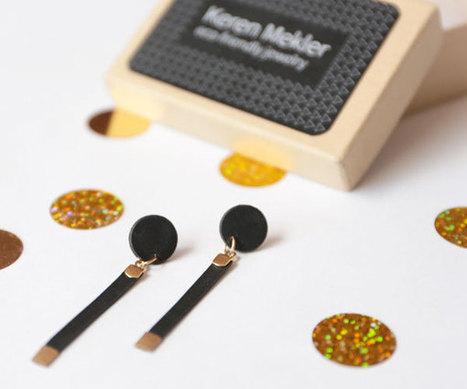 Keren Mekler eco jewellery treads lightly - State of Green | Sustainable living | Scoop.it