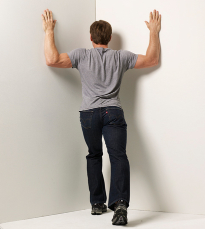 Stretches You Can Do at Work | Men's Health | Got Pain? | Scoop.it