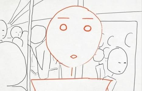 La communication verbale... dans le métro | Communication non-verbale | Scoop.it