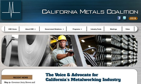 California's Metalworking Industry is a Leader in Technology and Environmental Consciousness | Manufacturing In the USA Today | Scoop.it