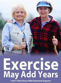 Exercise May Add Years of Life | Longevity science | Scoop.it