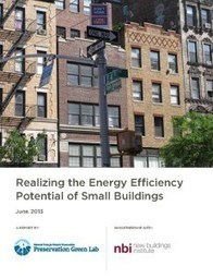 """Energy Efficiency of Small Buildings"" 