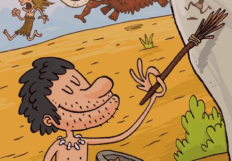 Quiz La préhistoire à petits pas | Aux origines | Scoop.it