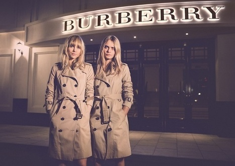 Burberry Has All Eyes On Japan's Rising Chinese Tourist Numbers   Luxury   Scoop.it