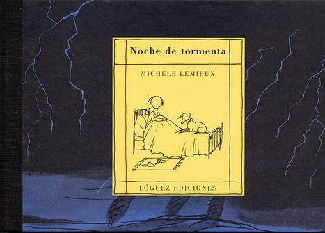 Noche de tormenta (libro) | Ojos en transversal: una visión particular | Scoop.it