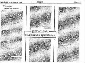 Rajoy negaba en 1984 que existiera la igualdad y tildaba de 'envidiosos' a los que la defendían | Partido Popular, una visión crítica | Scoop.it