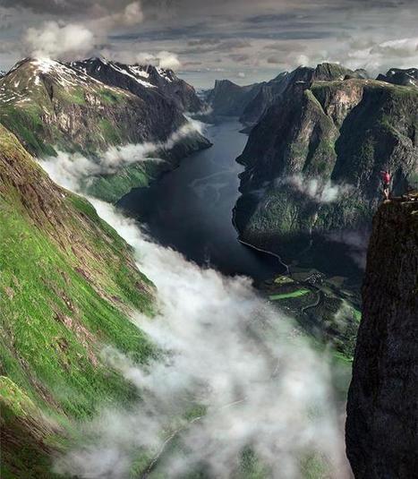 Top 10 des plus belles photos de montagne de Max Rive | Trail running et sports de montagne | Scoop.it