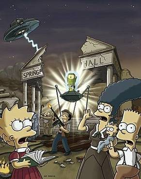 Les 20 meilleurs Simpson's Treehouse of Horror | The simpsons | Scoop.it