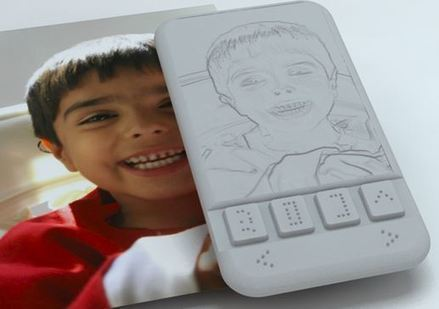 World's first smartphone for blind invented in India | Place des Leads | Scoop.it