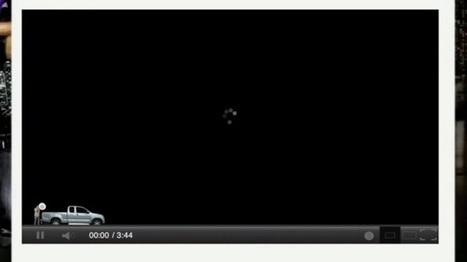 Un 4x4 pour charger Youtube | Veille, marketing, digital, content | Scoop.it