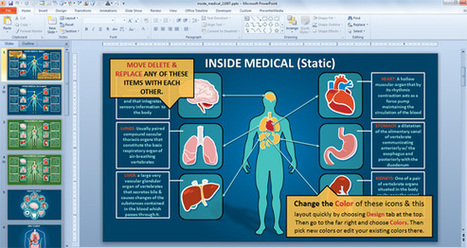 Top Effective Medical PowerPoint Templates for Healthcare Industry | PowerPoint Presentation | effective presentation | Scoop.it