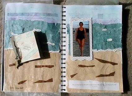 Altered Art, Altered Books, Altered Lives | Creative Paper & Ephemera Art | Scoop.it