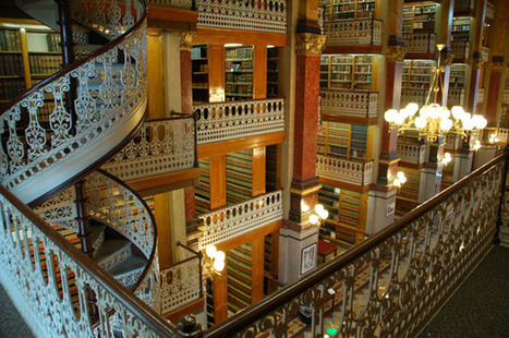 Beautiful Government Law Libraries | The Information Professional | Scoop.it