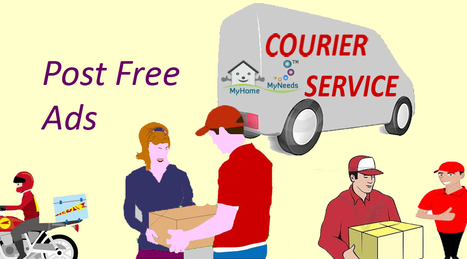 Courier Services in Coimbatore - Myhome-myneeds.com | Home Needs in Chennai | Scoop.it