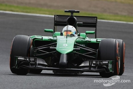 Doubts over Caterham's ability to ready car for 2015 - Motorsport.com | Formula1 | Scoop.it
