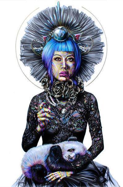 Ficção científica no trabalho de Joshua Roman | Paraliteraturas + Pessoa, Borges e Lovecraft | Scoop.it
