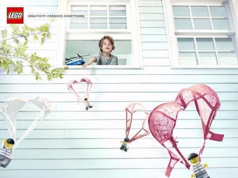 Lego, San Valentino e Fiat: nei migliori annunci stampa della settimana   Astound! Fashion marketing & communication   Scoop.it