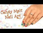Nail Art Designs - Watch Latest Nail Art Videos - DIY | Choose from the variety of nail art and pep up your looks! | Scoop.it
