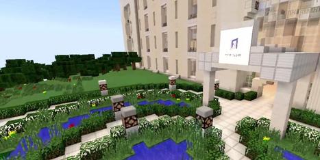 Clínica virtual en Minecraft para que los jóvenes dejen de fumar | Videojuegos y Educación | Scoop.it