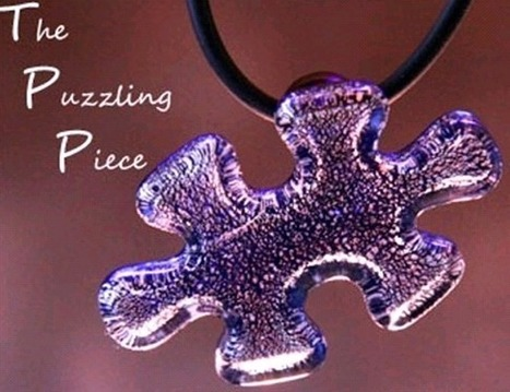 The Puzzling Piece Jewelry Giveaway and iPad Selling Challenge | Autism, Technology and Education | Scoop.it