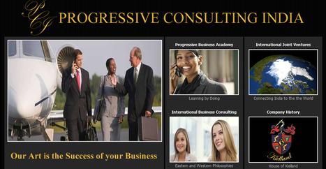 Baron Nikolaj Kielland Presentation about Progressive Consulting India : Internet Archive | Baron Nikolaj Kielland - Director of Progressive Consulting India | Scoop.it