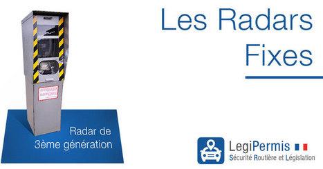 Le radar fixe automatique, comment ça marche ? - Blog LegiPermis | Sécurité routière | Scoop.it