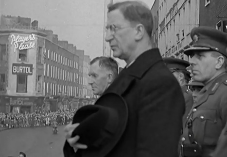 Eamon De Valera in Limerick in 1941 • Videos | Literature and Music Events | Scoop.it