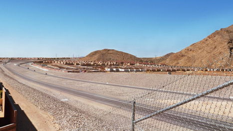 Incredible Panoramas Explore the Desert Edge of Las Vegas   Strange days indeed...   Scoop.it