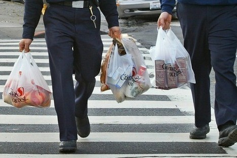 California Legislature Passes Ban on Disposable Plastic Bags | CSR - Corp. Social Responsibility | Scoop.it