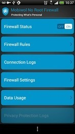 Mobiwol: NoRoot Firewall - One of the Best Free Android Applications on GooglePlay | The Best of Android! | Scoop.it