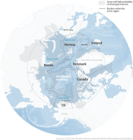 The new cold war: drilling for oil and gas in the Arctic | Développement durable et efficacité énergétique | Scoop.it