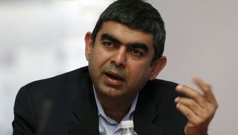 Infosys' founders are all leaving management to let the new CEO, Vishal Sikka ... - Quartz | The enlightened manager | Scoop.it