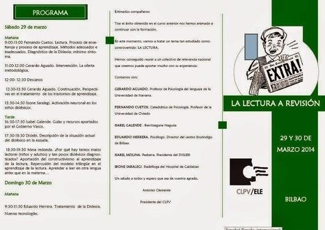 DISLÈXIA I FAMÍLIA: CONGRÉS - Blogger   La dislèxia infantil   Scoop.it
