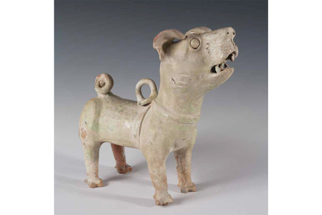 The CU Art Museum announces major gift of ancient Burmese and Chinese art ... - Art Daily | Ancient Origins of Science | Scoop.it