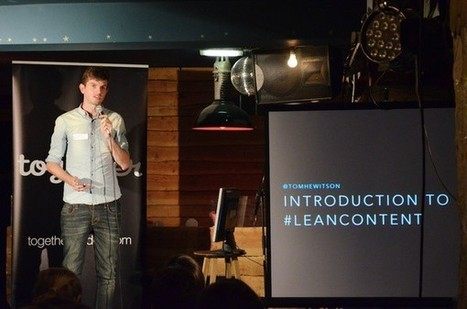 Introduction to Lean Content: London Agile Content Meetup   Content Strategy   Scoop.it
