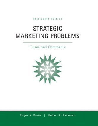 Prices for Strategic Marketing Problems (13th Edition)   SEO and Digital Marketing - Eugene Aronsky   Scoop.it